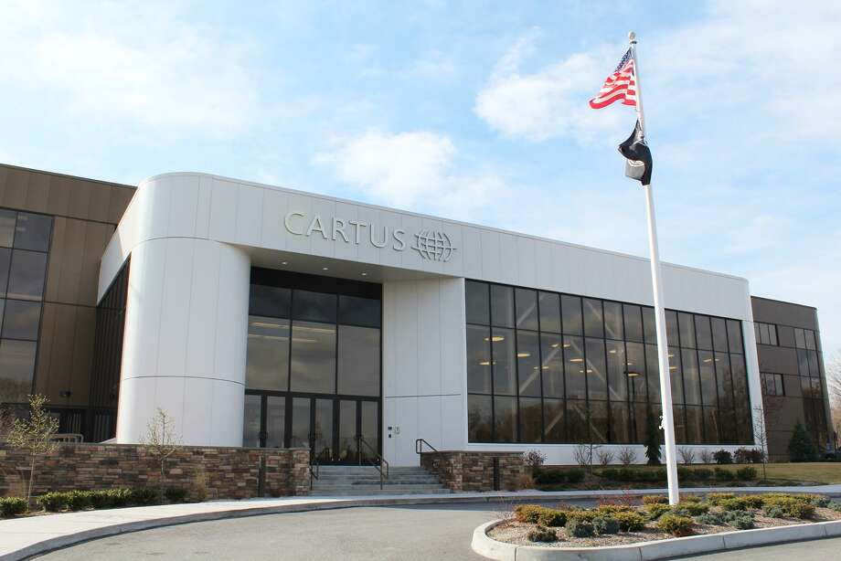 The Danbury, Conn. headquarters of Cartus, a subsidiary of Madison, N.J.-based Realogy. Photo: Contributed Photo / Hearst Connecticut Media / The News-Times Contributed