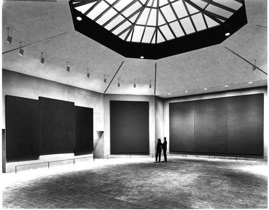 Houston's Rothko Chapel will undergo a major renovation that will close the internationally-famous art and spiritual site beginning Monday, March 4, through most of 2019. Photo: Courtesy Of The Rothko Chapel / Courtesy Of The Rothko Chapel