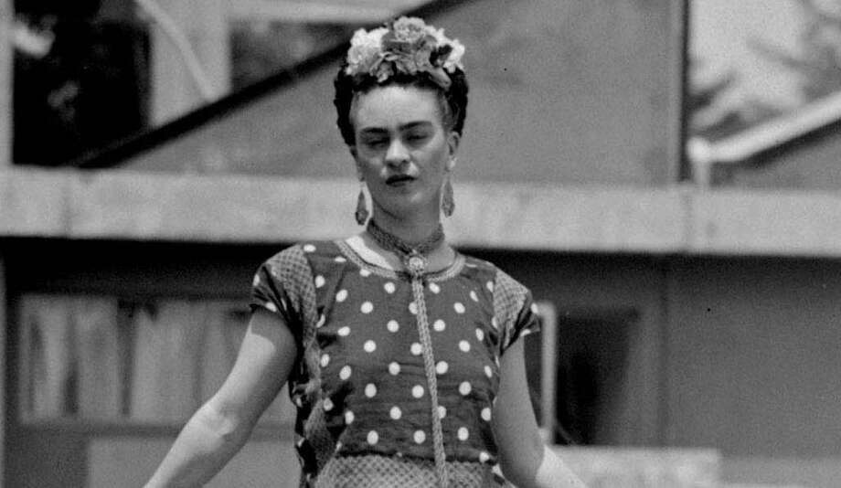 "The life of Mexican artist Frida Kahlo, shown in 1939, is explored in the opera ""Frida."" It is one of two San Antonio premieres that will be presented by Alamo City Opera during its 2019-'20 season. Photo: /AP / AP"