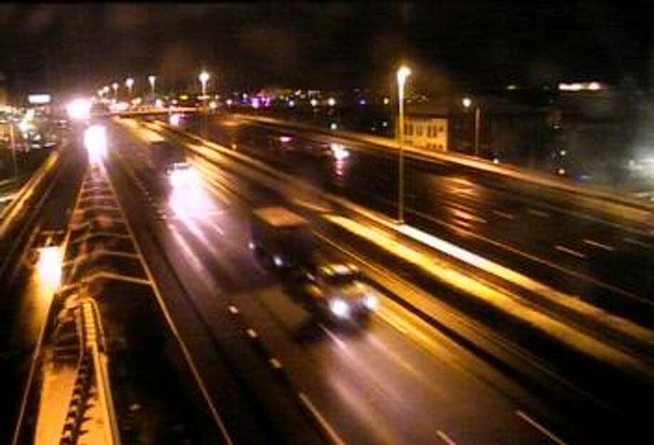 After light snow, some accidents reported on CT highways