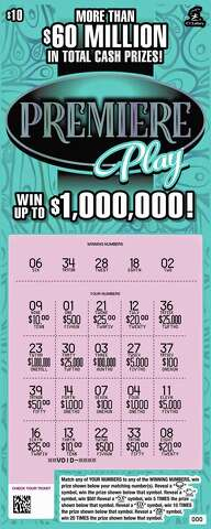 CT man wins $1 million prize on $10 ticket - Connecticut Post