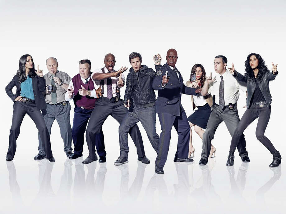 Brooklyn Nine-Nine: Renewed through 2021. (NBC) Photo: Scott Schafer/NBC / 2013 NBCUniversal Media, LLC