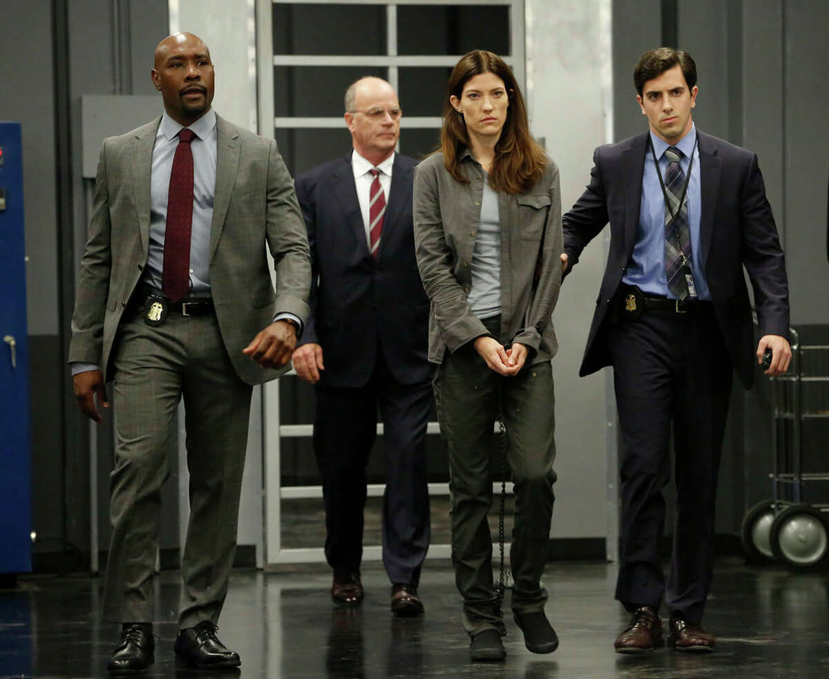 The Enemy Within will air its first season finale on NBC on Monday, May 20.