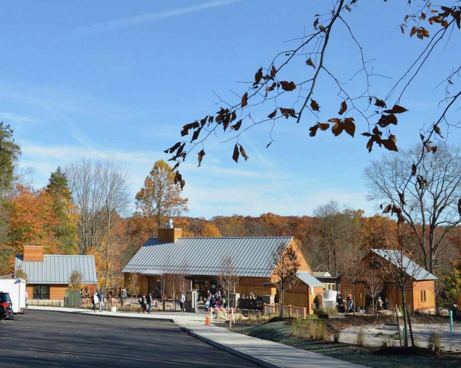 The Stamford Museum & Nature Center is hosting its 8th annual Maple Sugar Festival at its new Maple Sugar House and Farmhouse, above, on March 9-10. Photo: SM&NC / Contributed Photo
