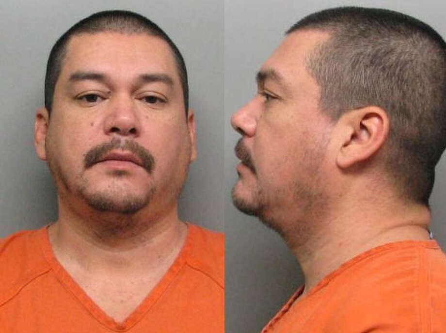 Marco Antonio Solis, 50, was charged with possession of marijuana. Photo: Webb County Sheriff's Office