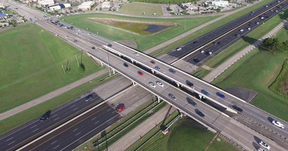 The first phase will include the demolition of the FM 646 overpass, construction of the I-45 northbound mainlane overpass, and reconstruction of the intersection and frontage roads.