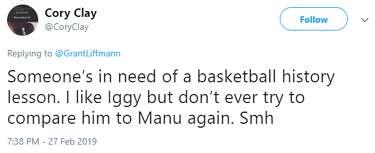 Warriors commentator: 'Spurs fans made sure I knew that I suck