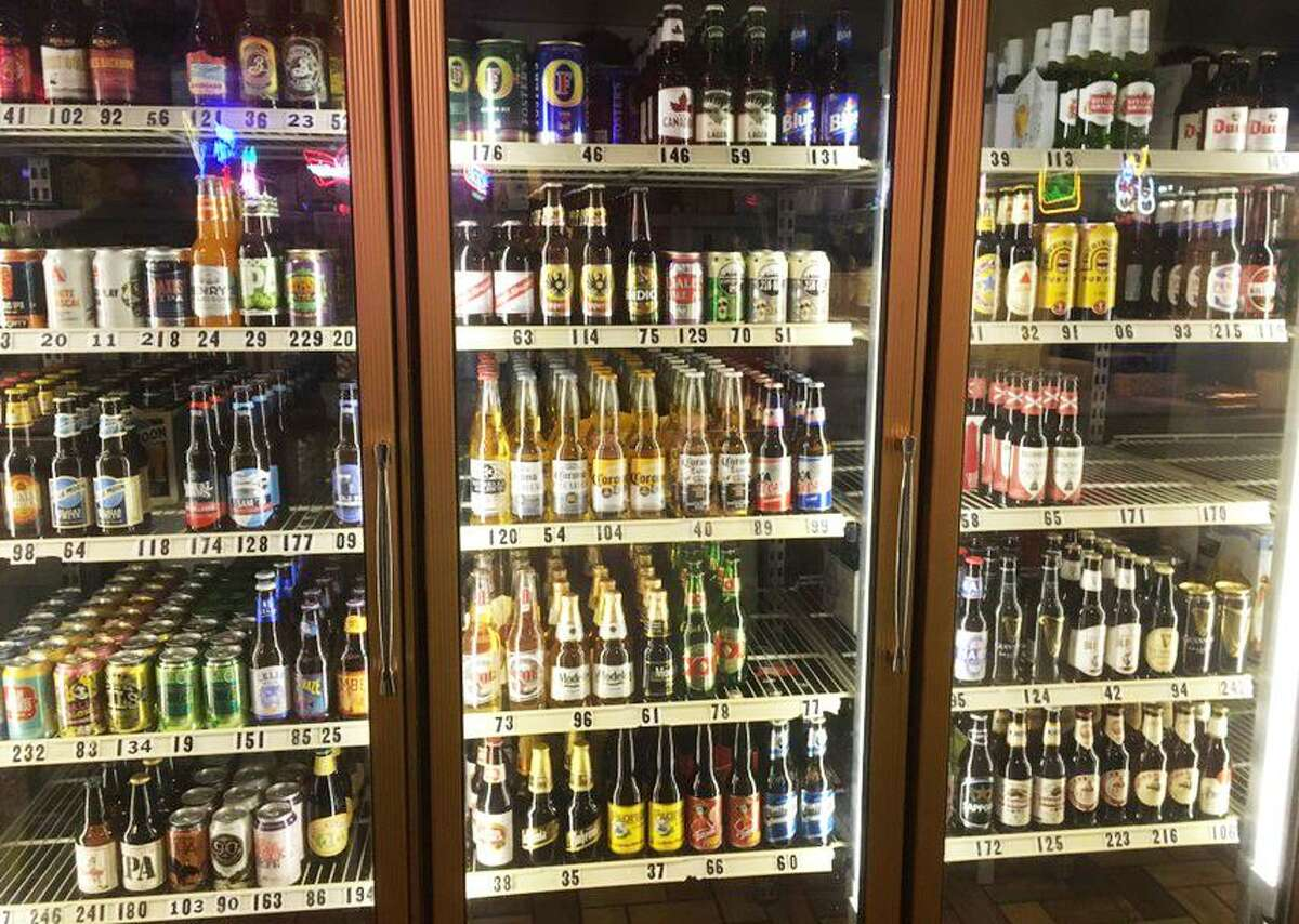 In addition to the burgers, Chester's Hamburgers is kown for its impressive lineup of bottle beer. The restaurant says it carries more than 200 varieties of beer and wine.