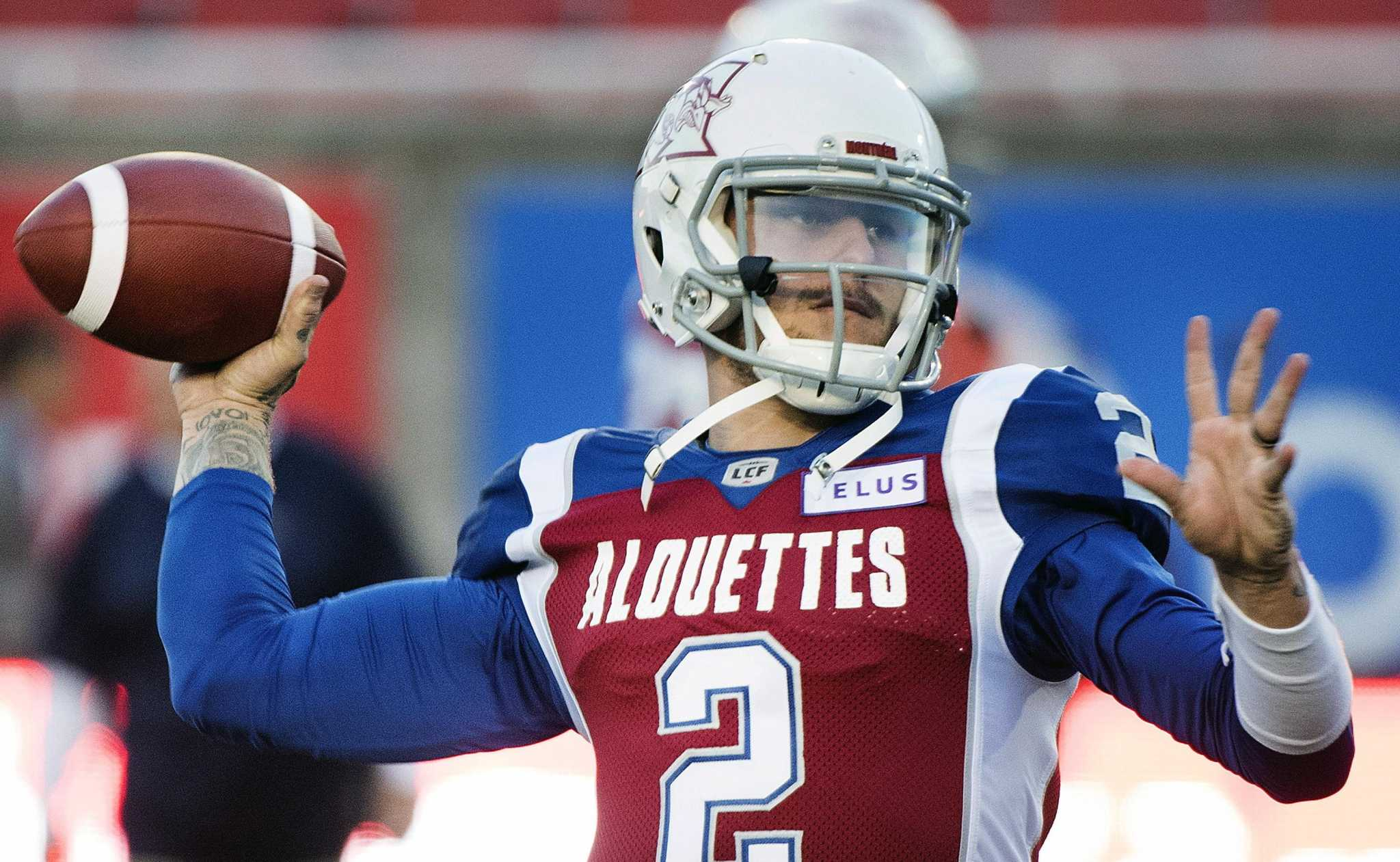 San Antonio Commanders GM Johnston says AAF has contacted Manziel
