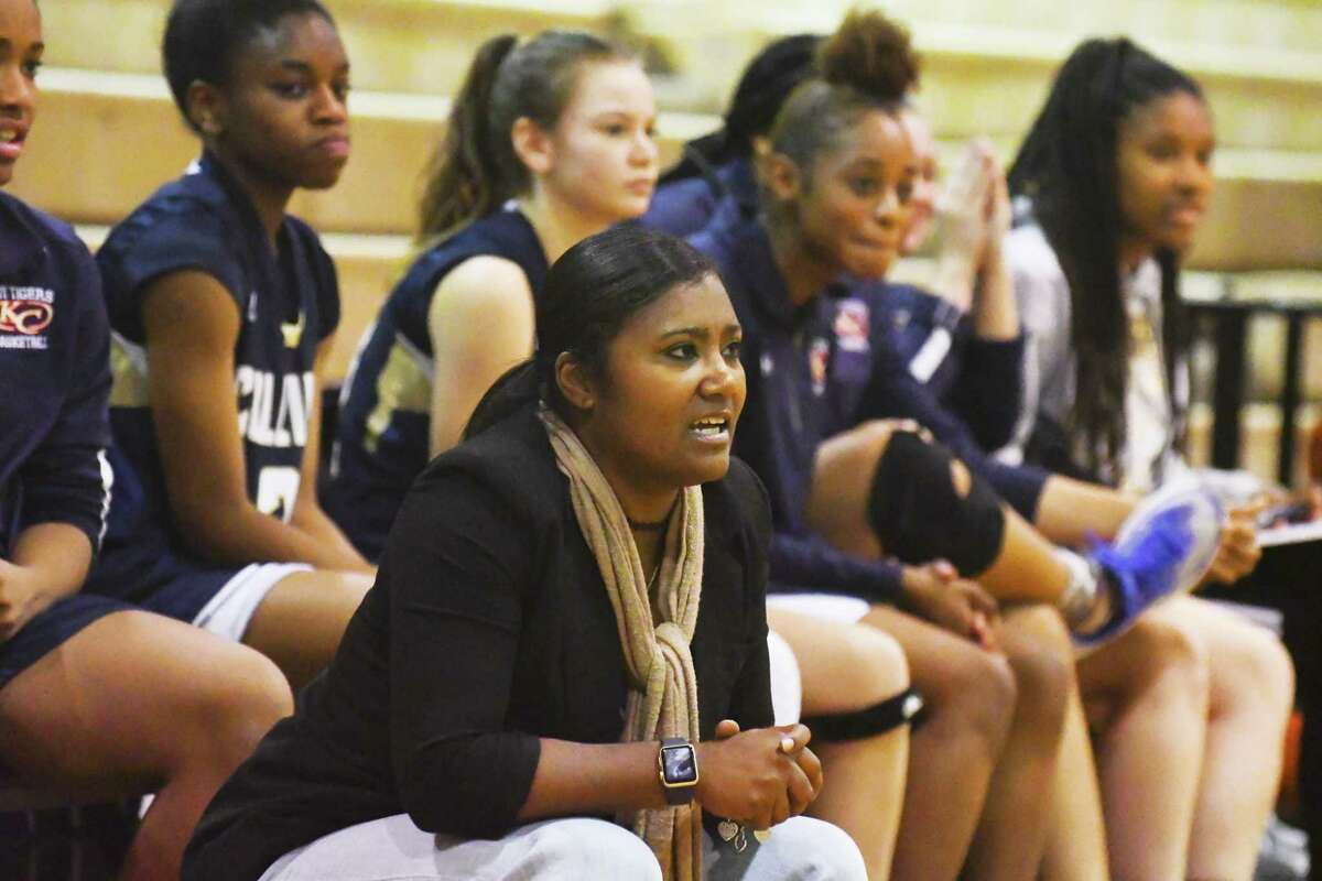 Klein Collins girls basketball coach Tatiana Lee was named 2018 District 15-6A Coach of the Year.