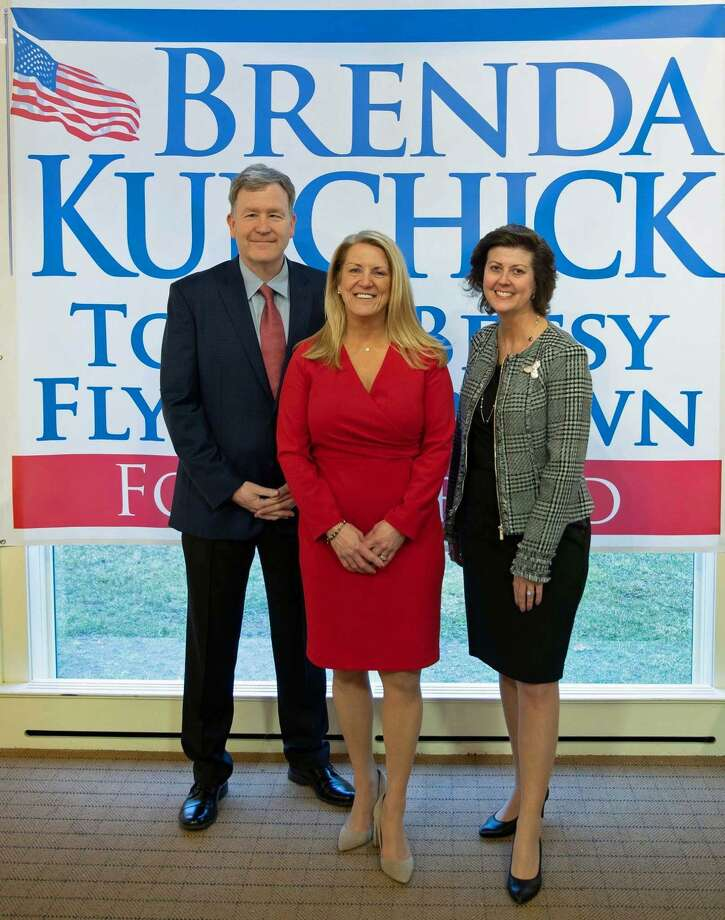 State Rep. Brenda Kupchick announced she's running for First Selectman this year. Photo: Contributed Photo / New Canaan News contributed
