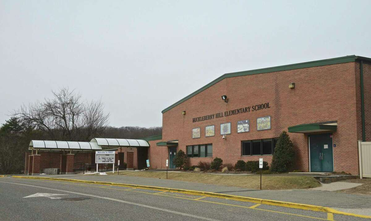 Huckleberry Hill Elementary School in Brookfield, Conn, Wednesday, February 27, 2019.