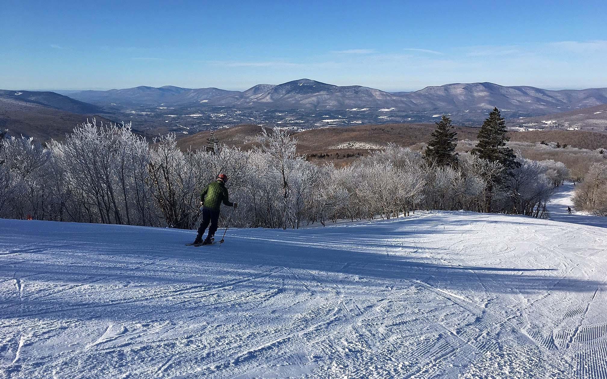 DOUBLE BLACK DIAMOND Ski at your own Risk SIGN Mountain Downhill Vintage Style
