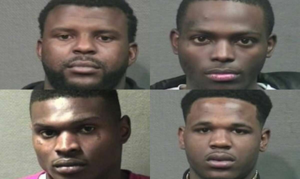 Four suspects have been identified after being arrested for allegedly stealing more than $300,000 worth of jewelry from a Zales store inside the Willowbrook Mall on Monday, Feb. 25, 2019.