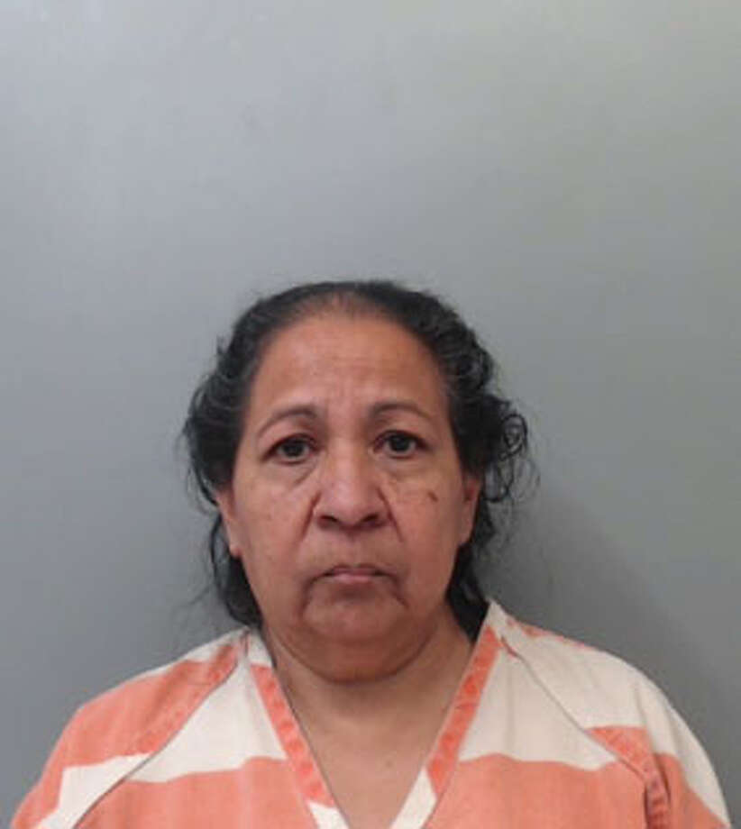 Rosalinda Vargas, 62, was charged with aggravated assault with a deadly weapon. Photo: Webb County Sheriff's Office
