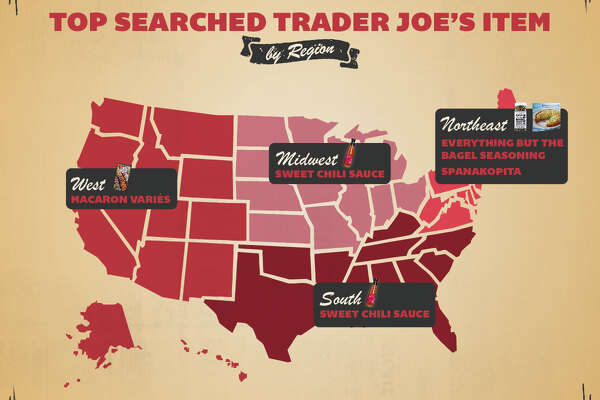 Californians\' favorite Trader Joe\'s item is different from every ...