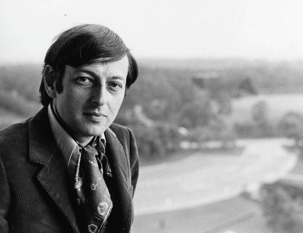 Andre Previn in Houston, 1969.
