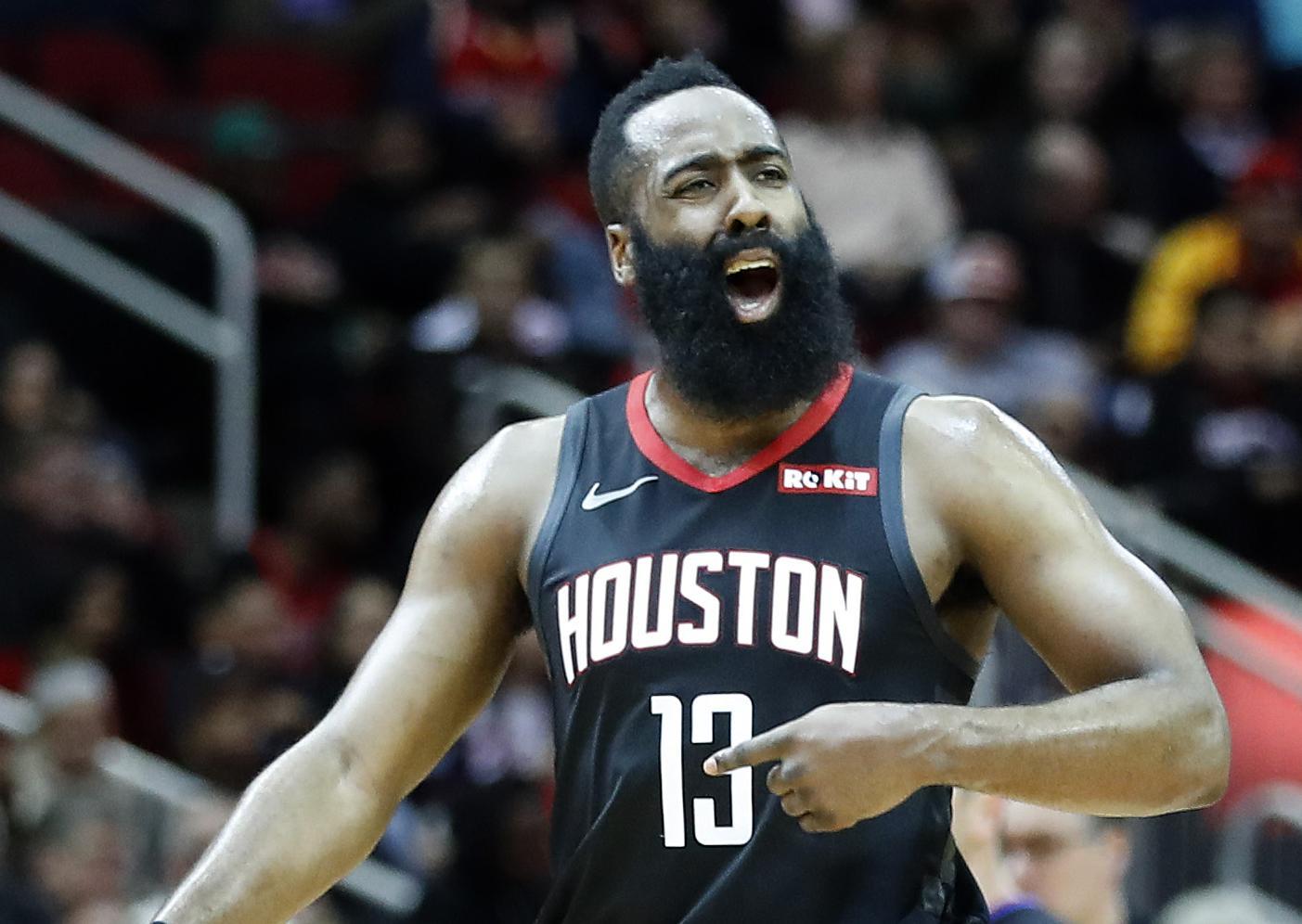 No debate  Rockets  James Harden should be MVP 57f465edf