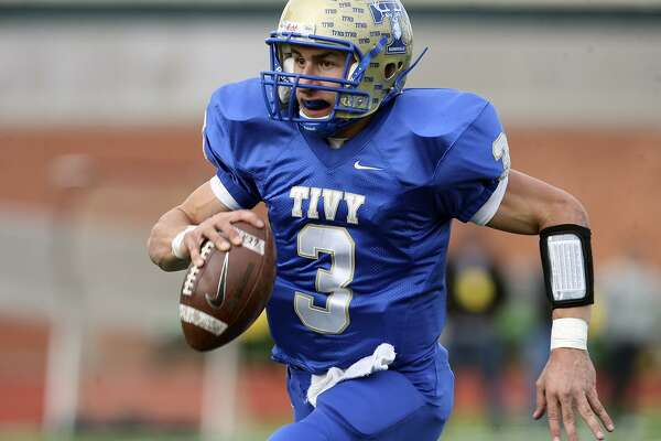 2of2Johnny Manziel starred for Kerrville Tivy and won the Heisman Trophy in  2012 at Texas A M. Since then f402572c6