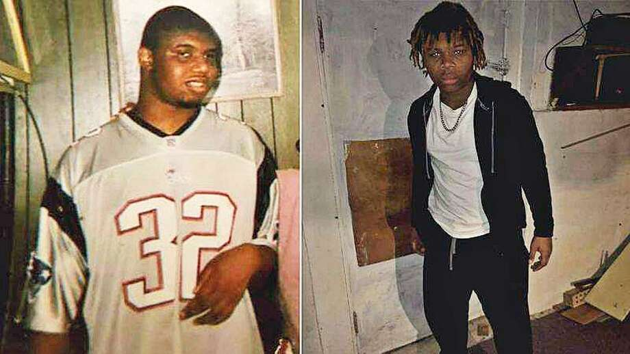 New Britain School officials left touching tributes on social media to the student and his brother who perished in an intense blaze on Sunday, Feb. 24, 2019. Police identified the men as brothers Elijah Little, 17, left, and Shaheen Davis, 29, both of Elam Street. Photo: Contributed Photo