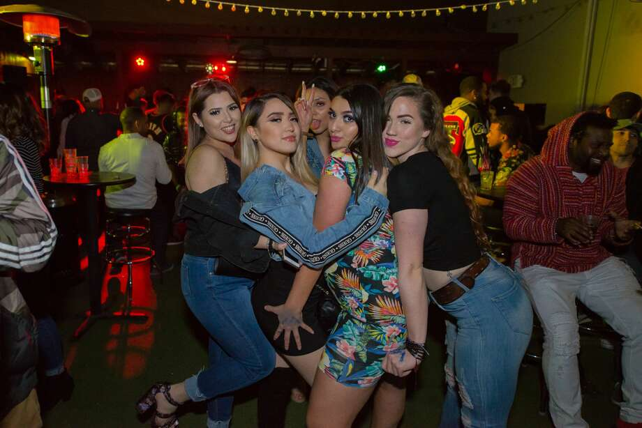 'Exclusive Thursday' was poppin' with San Antonio party goers at Burnhouse. Photo: Kody Melton