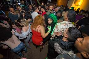 'Exclusive Thursday' was poppin' with San Antonio party goers at Burnhouse.