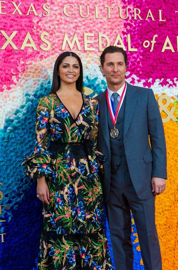 The Texas Medal of Arts Awards was held on Wednesday February 27, 2019 in Austin, Texas. Photo: Tyler Schmitt