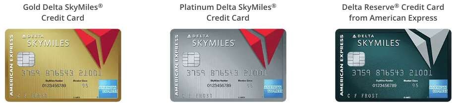 Delta SkyMiles Credit Cards Photo: Delta