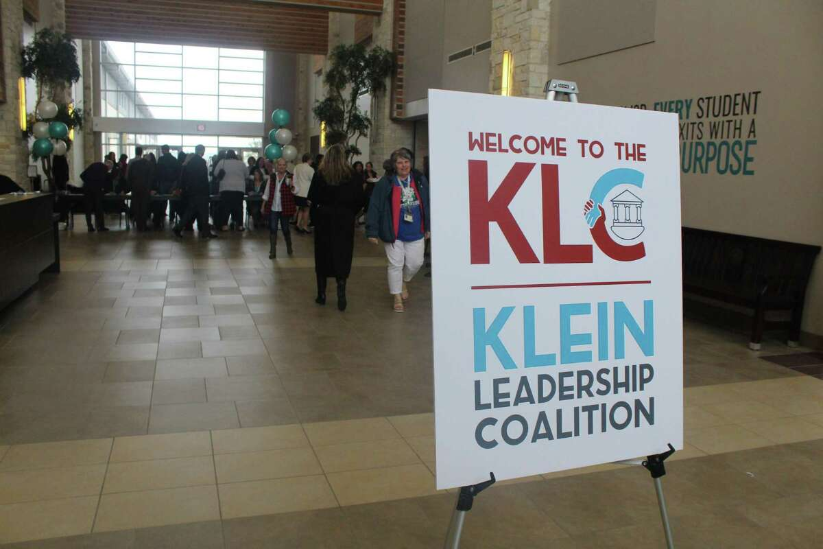 The Klein Leadership Coalition met on Feb. 28, 2019 at the Klein Multipurpose center. Hundreds of community members and staff discussed the future of the district and legislative priorities