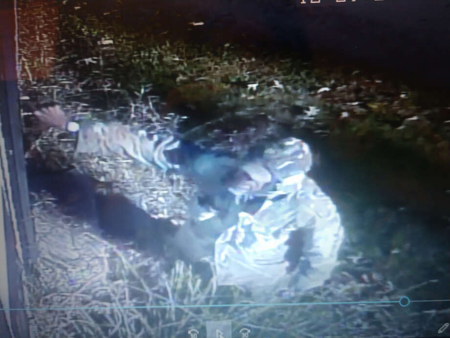 The Liberty County Sheriff's Office is asking for the public's help in identifying a man allegedly responsible for several home burglaries.