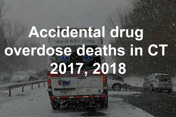 CT on pace to set new record for drug deaths in 2019