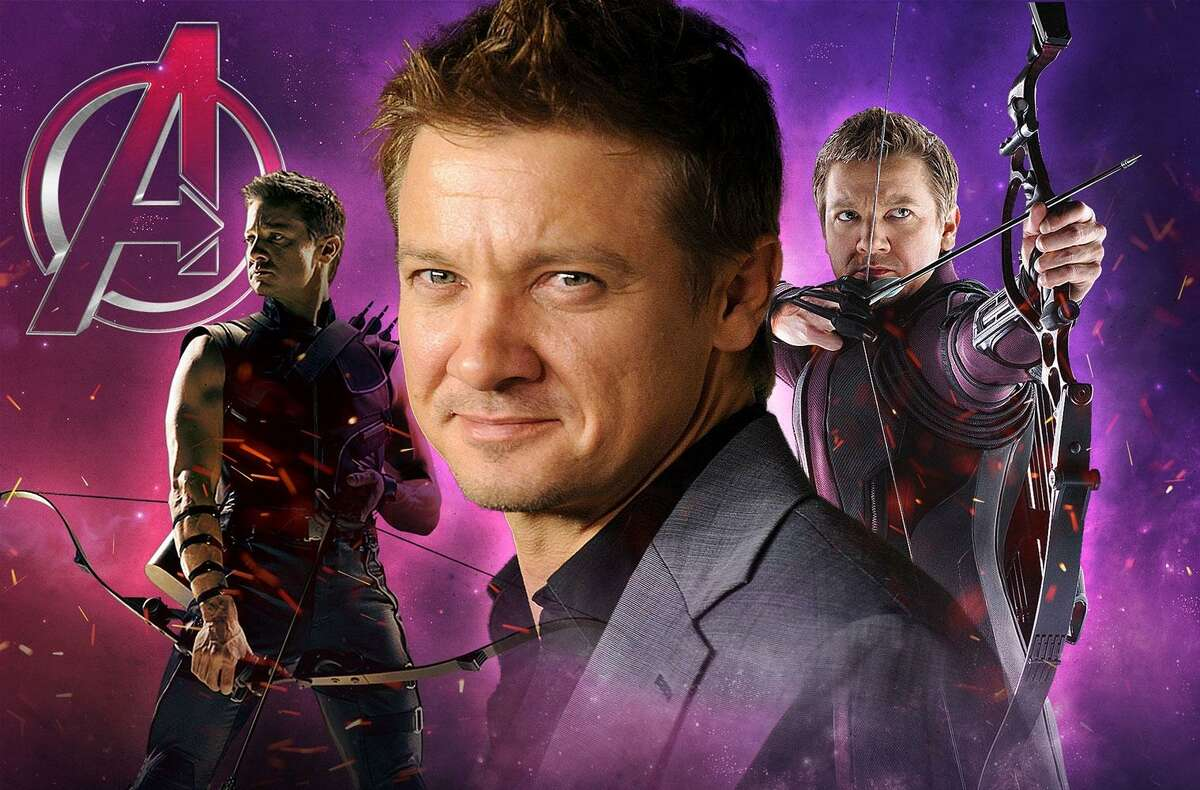 """Avengers star Jeremy Renner, who plays """"Hawkeye,"""" will also be at Celebrity Fan Fest on June 14."""