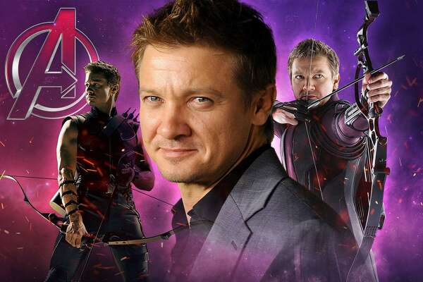 'Avengers' star Jeremy Renner has San Antonio in his sights.
