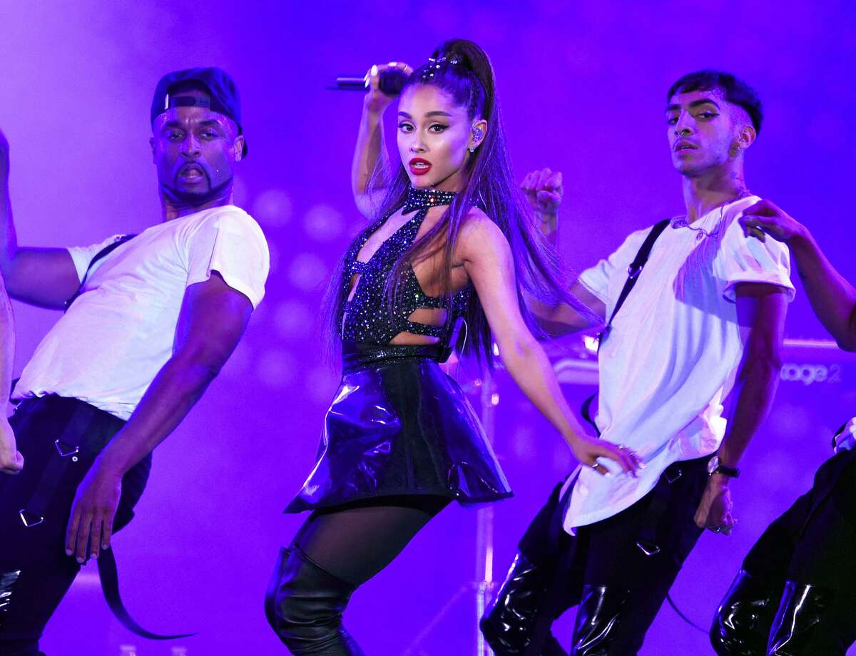 Ariana Grande is coming to the AT&T Center