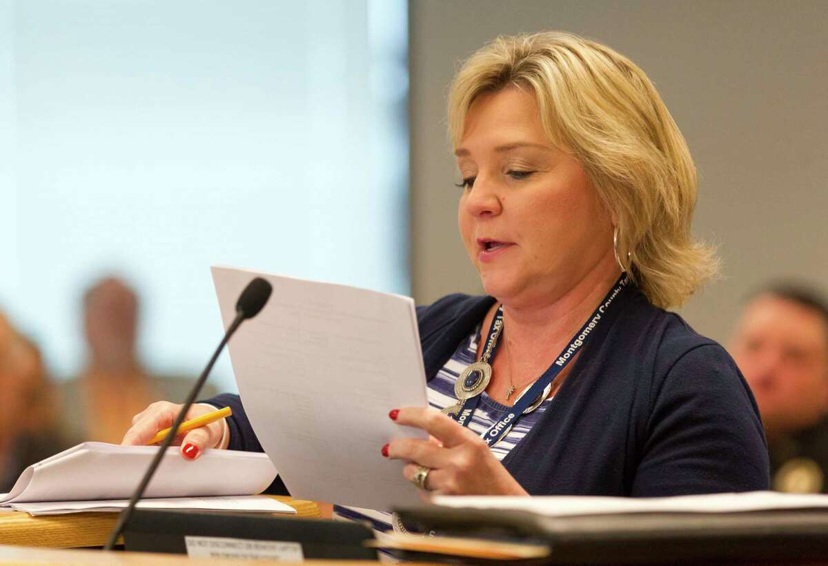 Montgomery County Tax Assessor Tammy McRae got the green light from Montgomery County commissioners to launch online auctions for tax foreclosures and resales.