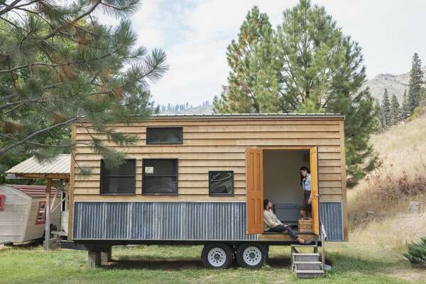 Click ahead to see other photos of impressive tiny homes.