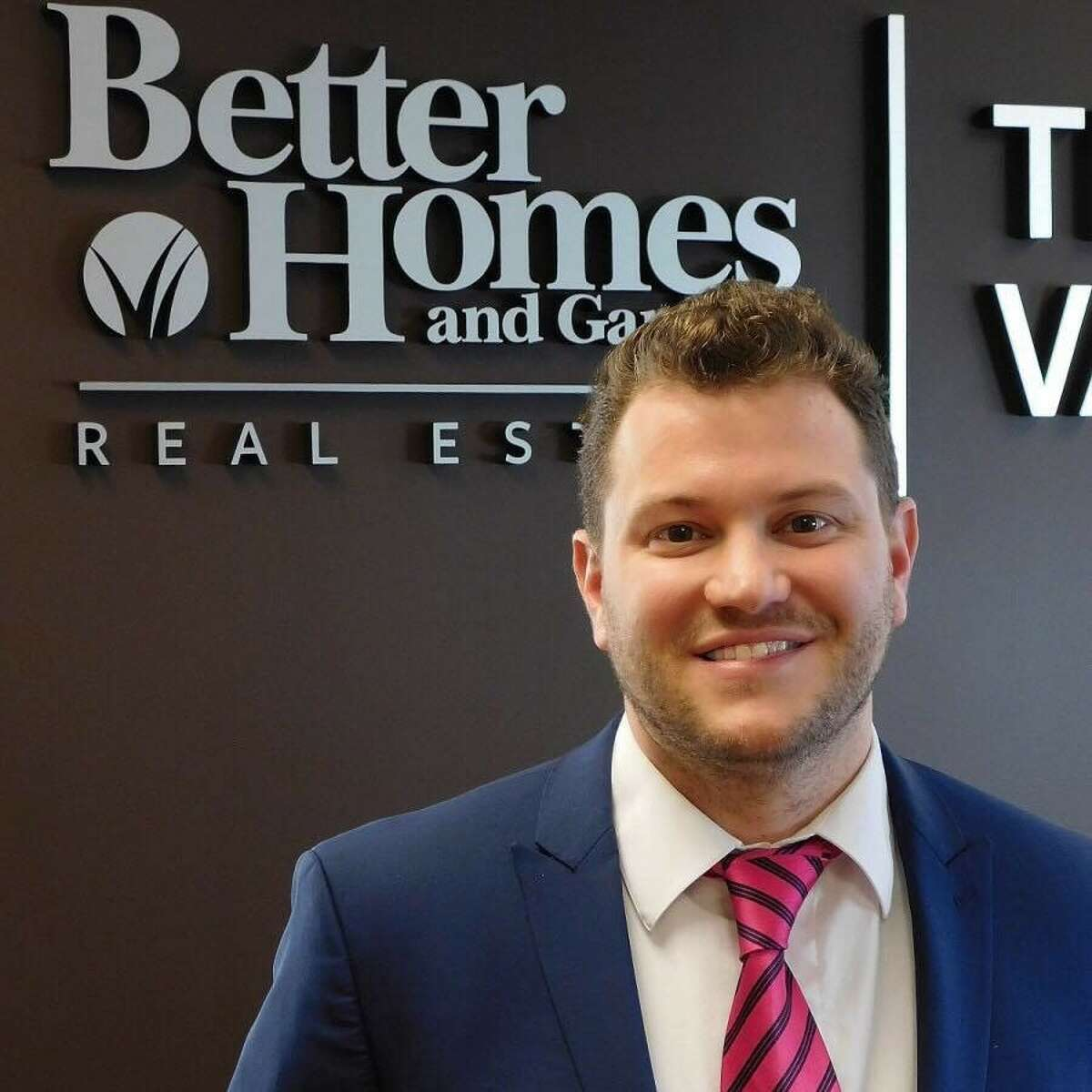 Adam Popham, 32, joined Better Homes and Gardens two years ago, and said his experience dealing with student debt and technology give him an advantage when working with millennial clients.