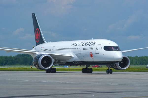 Air Canada will use a 787-8 on new Vancouver-Auckland flights next winter.