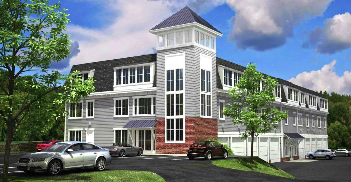 Zoning officials approved eight additional apartments for a mixed-use building on Old Quarry Road in Ridgefield. The building will now house a storage business on the first floor and 16 two-bedroom apartments on the top floors, five of which will be designated as affordable.