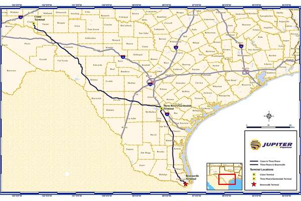 Jupiter extends open season on Permian Basin to Brownsville