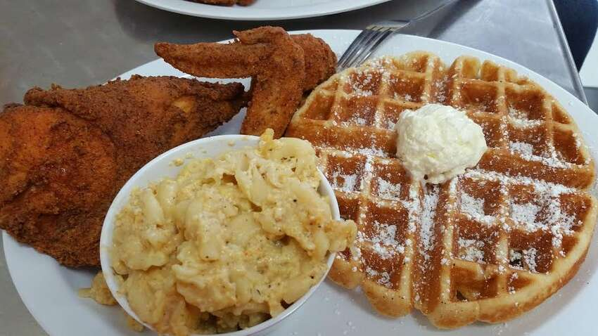 Keith's Chicken N Waffles Cuisine: Southern, Soul Food, waffles Find them: 270 San Pedro Rd., Daly City Contact: (415) 347-7208, keithschickennwaffles.com The owner of Keith's Chicken N Waffles traveled all over the country to find the best-fried chicken around before bringing that knowledge to the kitchen. Every order of fried chicken comes with a large Belgian waffle.