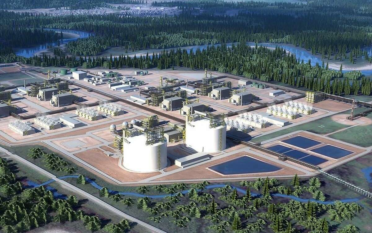 The LNG Canada export terminal in Kitimat, British Colombia is a joint venture between Shell, Petronas, PetroChina, Mitsubishi and KOGAS. LNG Canada will begin with the construction of two production units known as trains that will be able to make a combined 14 million metric tons of LNG per year. Houston oilfield service company Baker Hughesis providing four of its LMS100-PB natural gas turbines and eight centrifugal compressors for the project.
