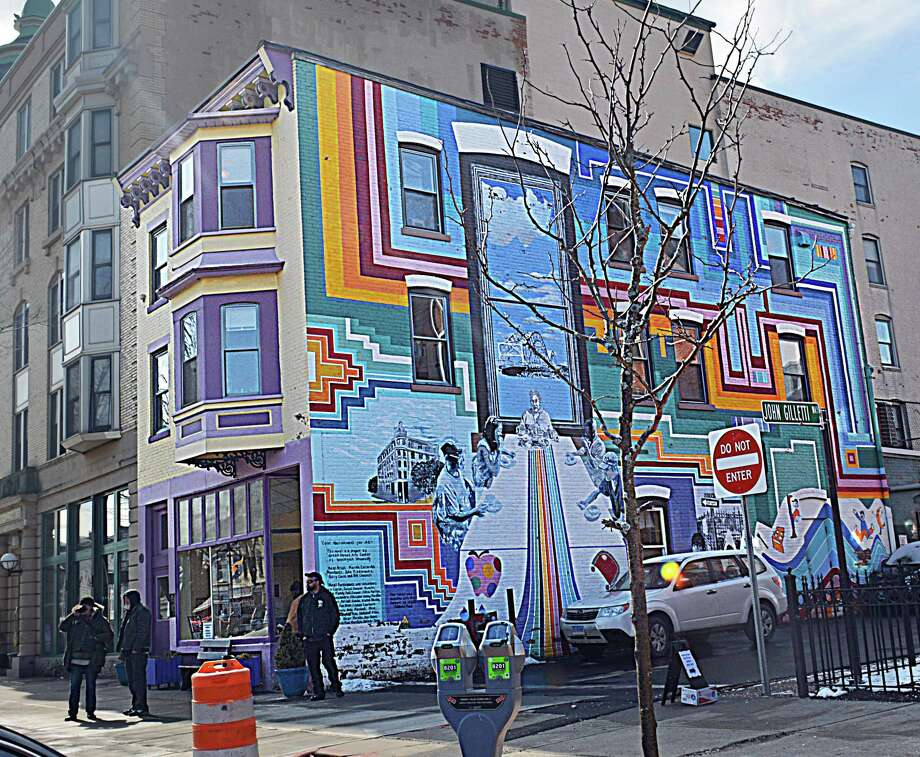 St. Vincent de Paul Middletown runs a soup kitchen at 617 Main St. Photo: Hearst Connecticut Media File Photo