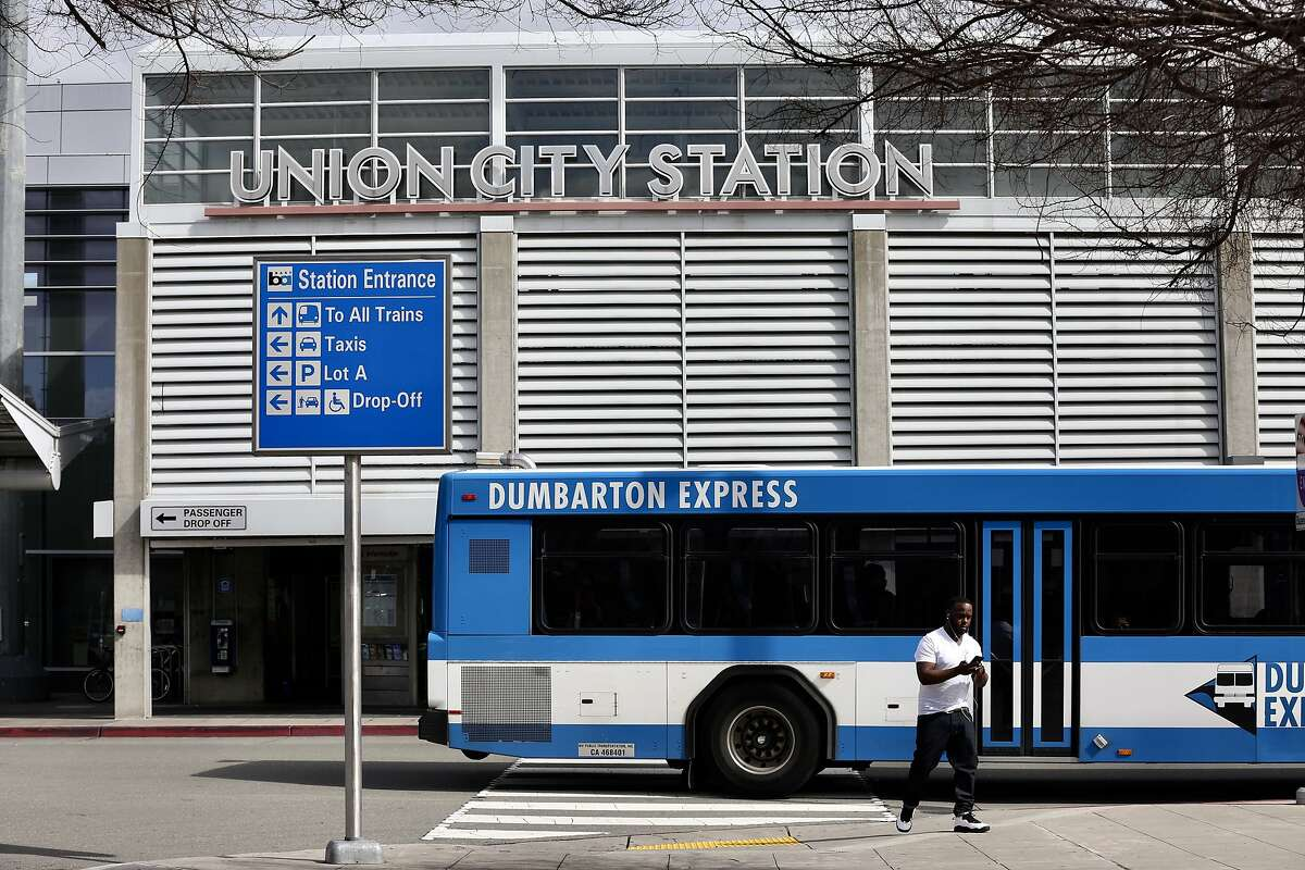 The Union City BART Station located at 10 Union Square in Union City, Calif., on Thursday, February 28, 2019.