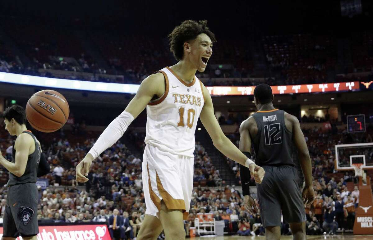 Texas and freshman forward Jaxson Hayes have to put Wednesday's heartbreaking overtime loss to Baylor behind if they're going to make a serious run to earn an NCAA tournament berth.