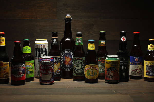 Tasting 16 craft beer classics Flagships are faltering.