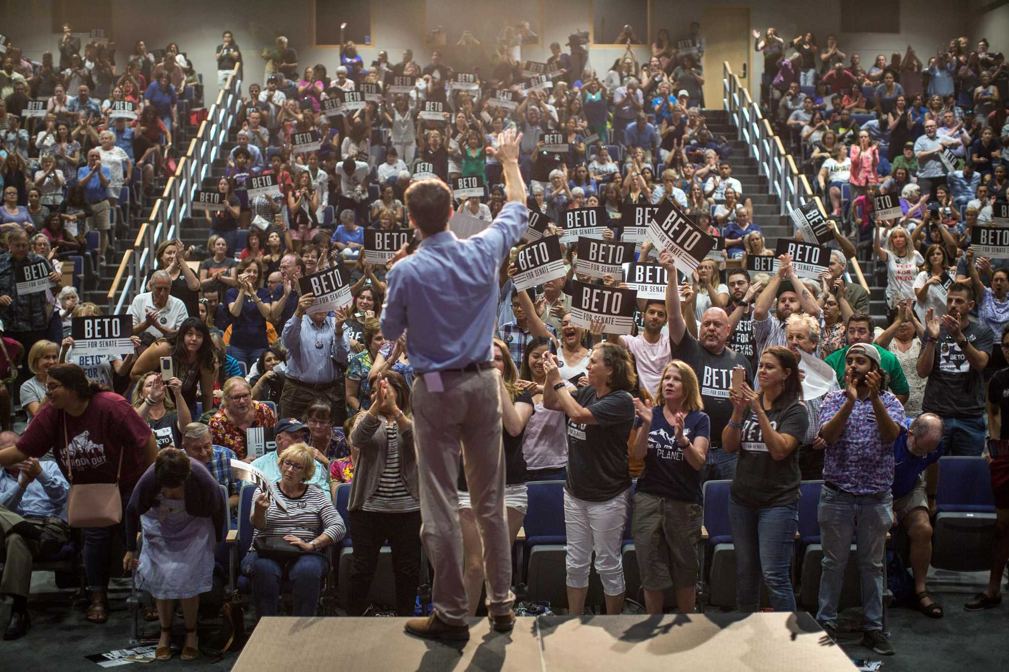Grieder: Beto O'Rourke's return to state elections is a welcome development for Texas Democrats
