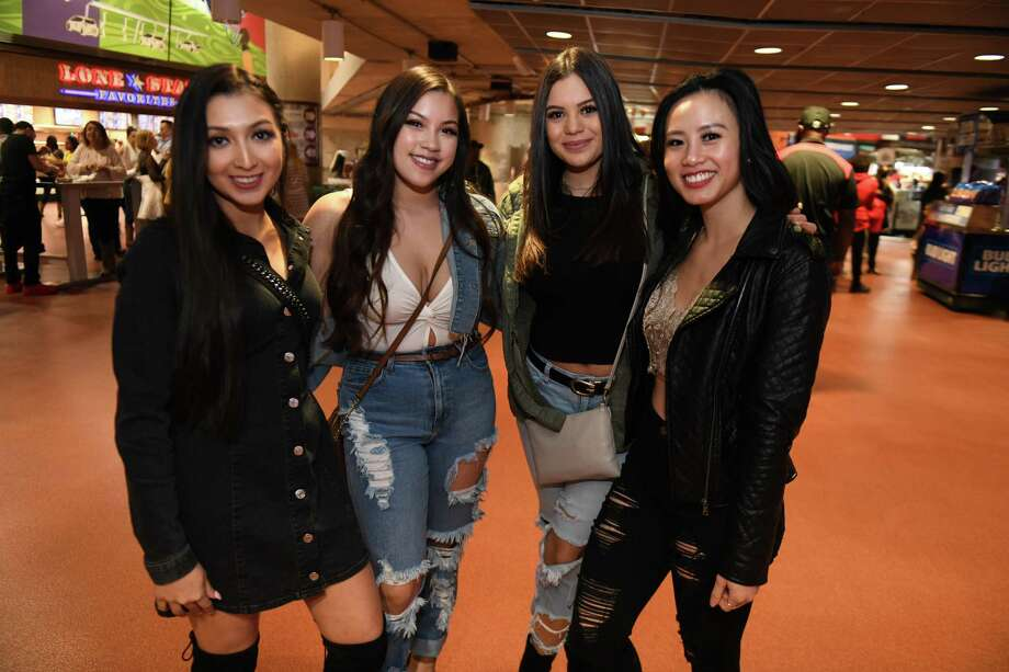Fans at NRG Stadium to see Cardi B for HLSR Black Heritage Night on Friday, March 1, 2019 Photo: Jamaal Ellis, Contributor / 2019