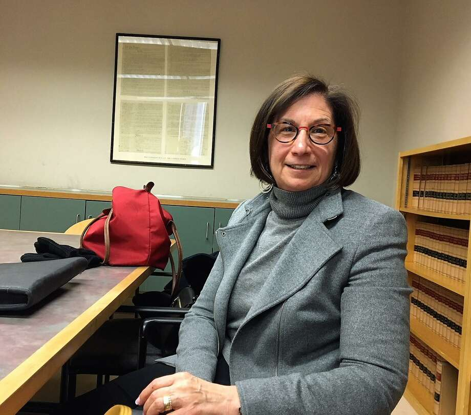Attorney Nancy Mendel has been consulting with New Haven on its lead abatement law. Photo: Hearst Connecticut Media