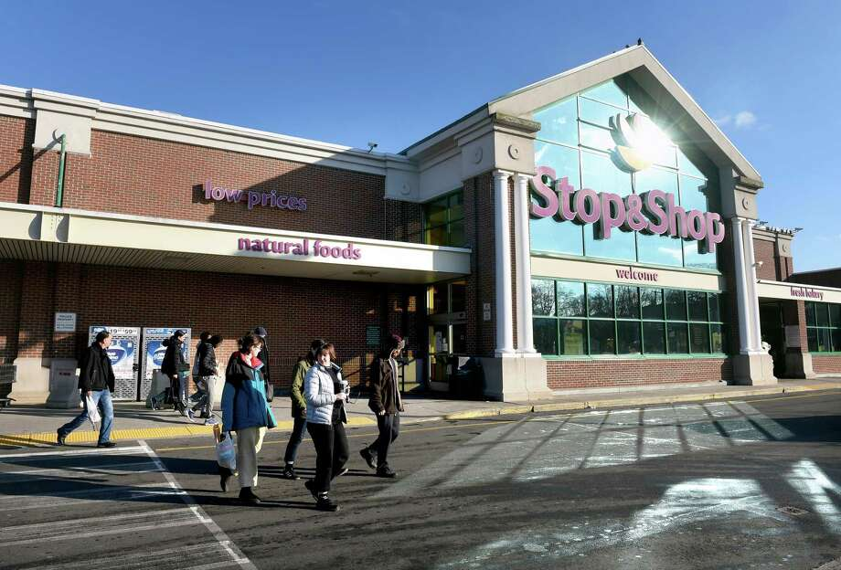 >>Click through to see how the New England grocery giant got its start. Photo: Arnold Gold, Hearst Connecticut Media / New Haven Register